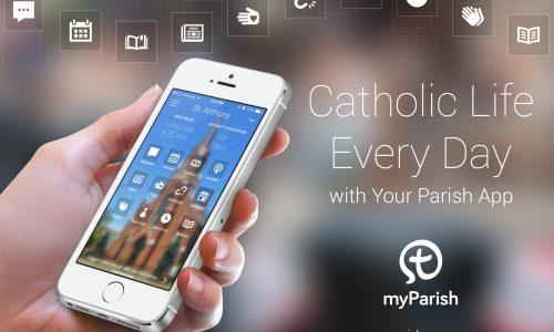 Parish App for your Phone!