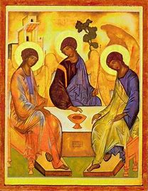 Feast of the Holy Trinity, Year B (Gospel: Matthew 28: 16-20)  Invited into the life of God